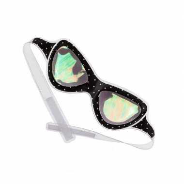 Alien bril oogmasker voor volwassenen