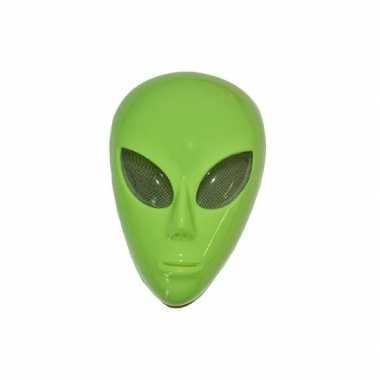 Alien masker langwerpig hoofd