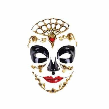Barok masker day of the dead