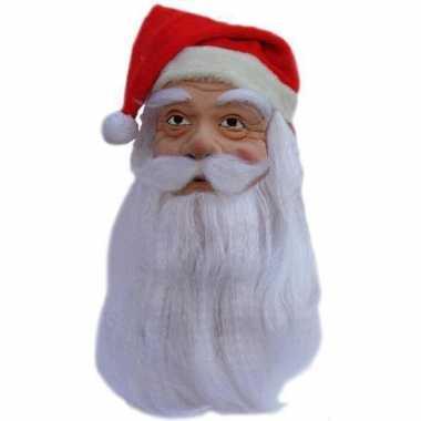 Feestmasker kerstman