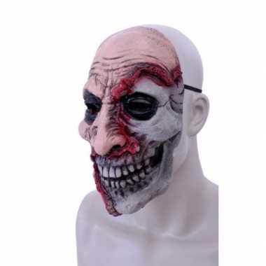 Half dood gezicht masker