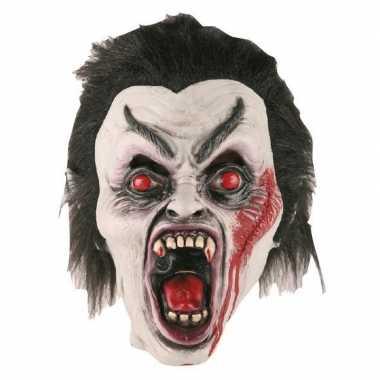 Halloween - halloween dracula masker van latex