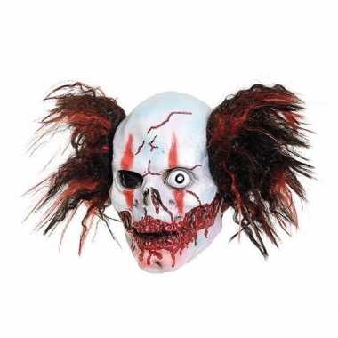 Halloween - latex horror masker creepy one-eye willy