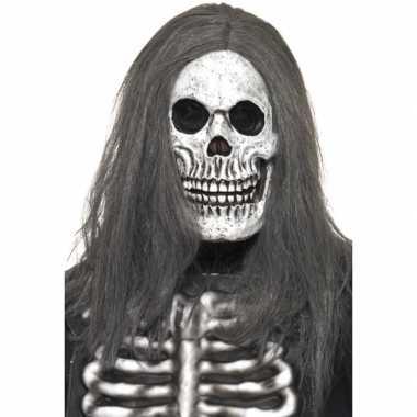 Halloween masker skelet hoofd