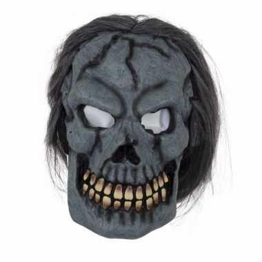 Horror masker schedel voor volwassenen