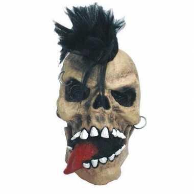 Horror schedel punk masker