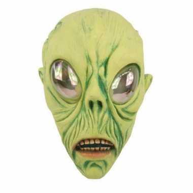 Latex aliens masker