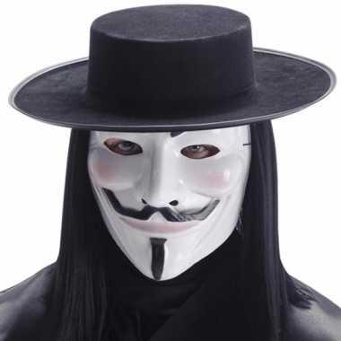Maskers v for vendetta wit