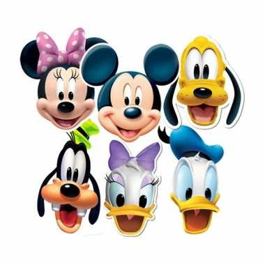Party maskers mickey en vrienden