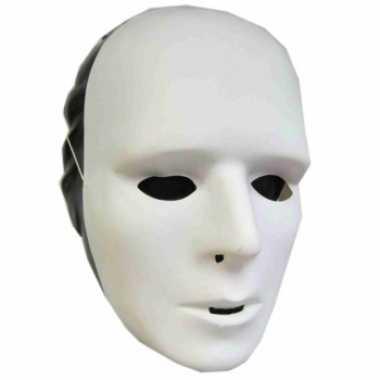 Plastic grimeer masker