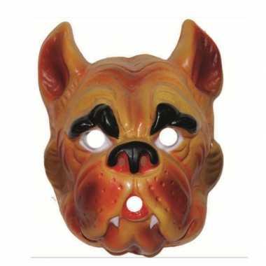 Plastic hond masker voor volwassenen