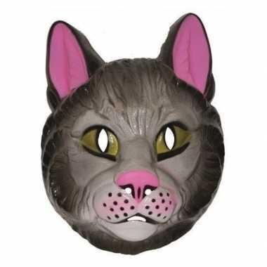Poezen / katten gezichtsmasker