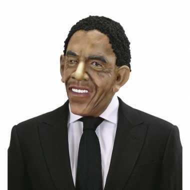 Realistisch masker van obama