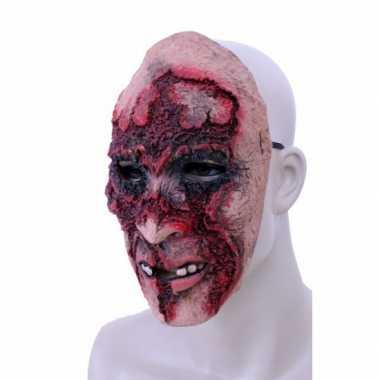 Rottend gezicht masker