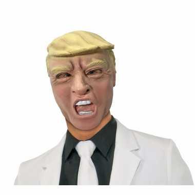 Rubber masker van donald trump