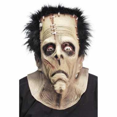 Rubber masker van een frankenstein