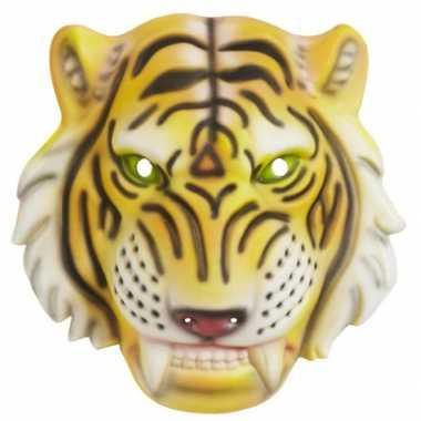 Speelgoed tijger masker