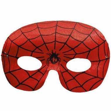 Spinnenheld accessoires masker
