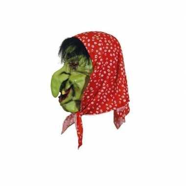 Sprookjes heksenmasker