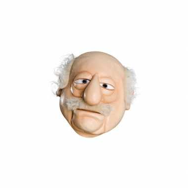 The muppets maskers van waldorf