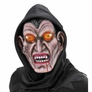 Verkleed vampier masker voor volwassenen