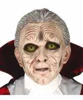 Dracula vampier horror masker van latex