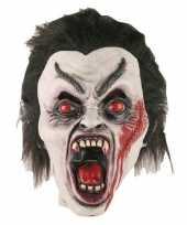 Halloween halloween dracula masker van latex