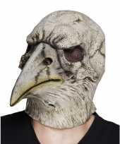 Halloween latex halloween adelaar vogel masker voor volwassenen