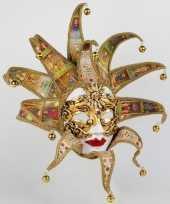 Reale tarot dames masker handgemaakt