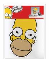 The simpsons maskers